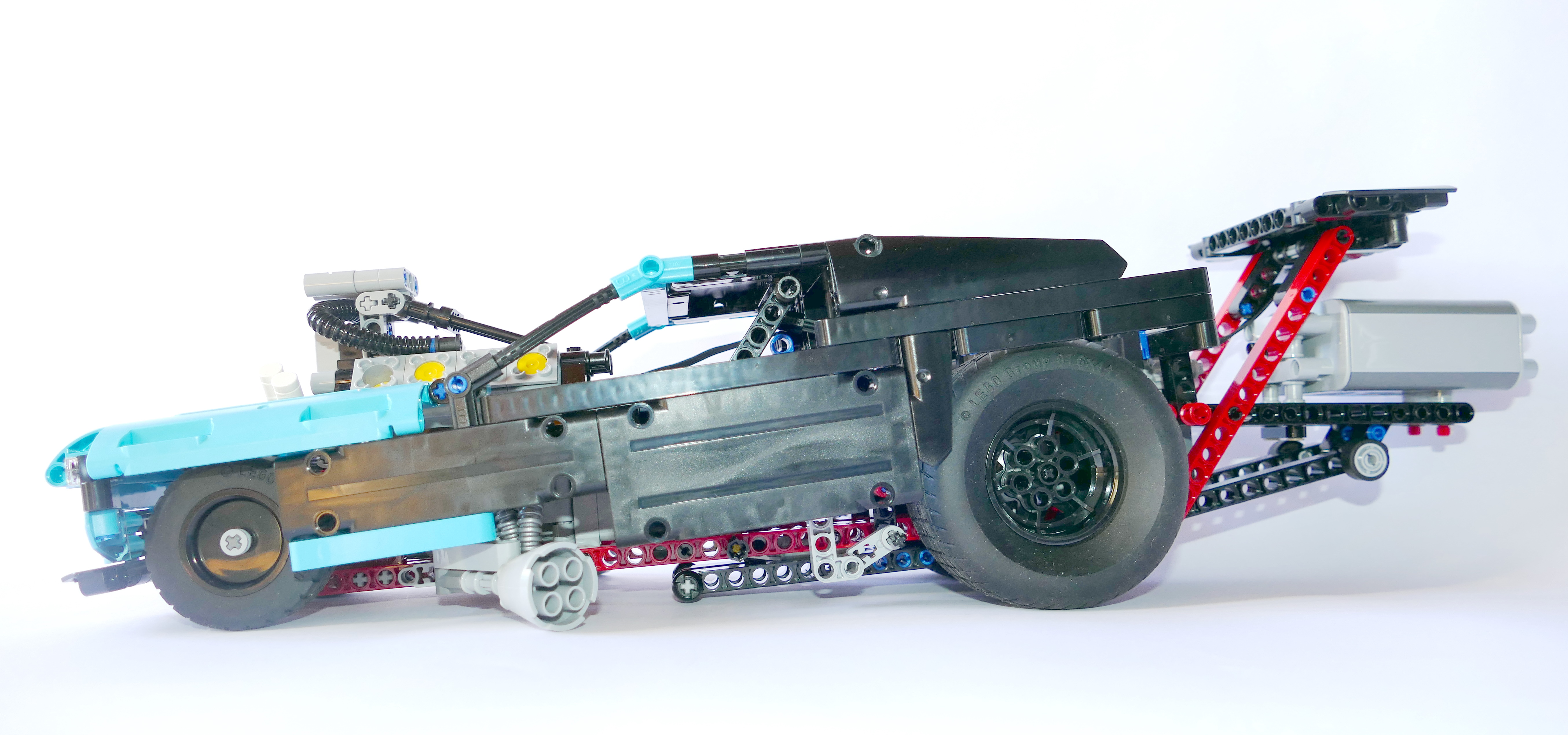 42050 Dragster Rc Muuss Lego