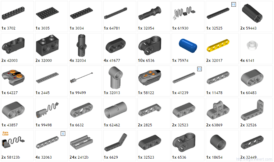 42043 b mercedes benz arocs 1845  u2013 advanced  u0026 rc  u2013 muuss lego