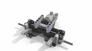 42043B - RC Advanced - Steering